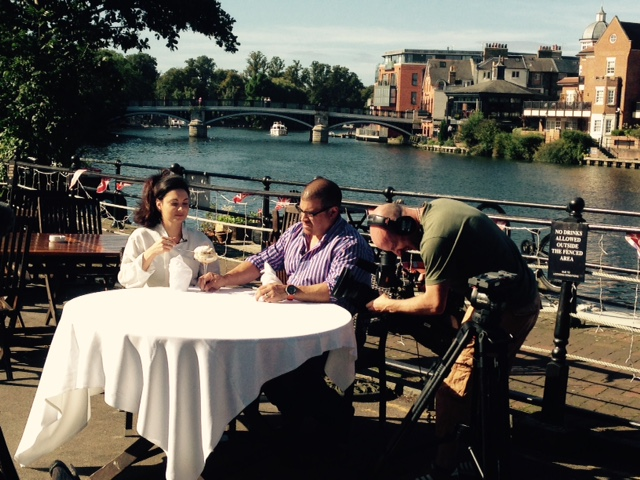 The Boatman Windsor on BBC The One Show – Eton Mess anyone?